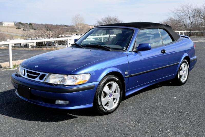 Saab 9-3 2003 price $4,999