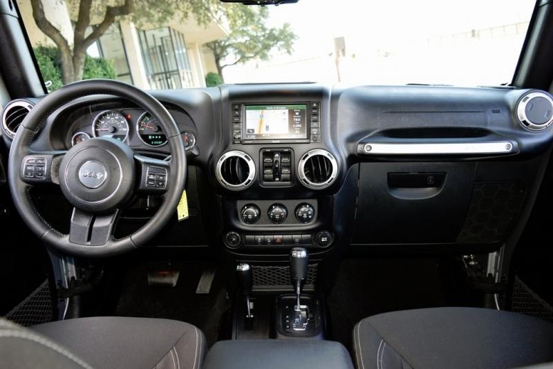 Jeep Wrangler 2016 price $31,500