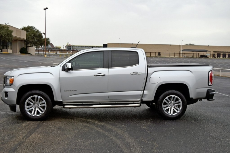 GMC Canyon 2017 price $24,190