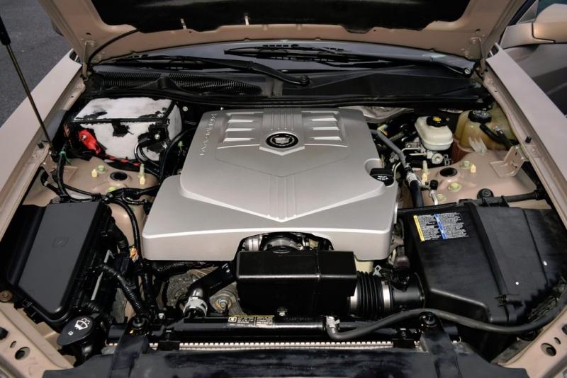 Cadillac CTS 2007 price $7,499