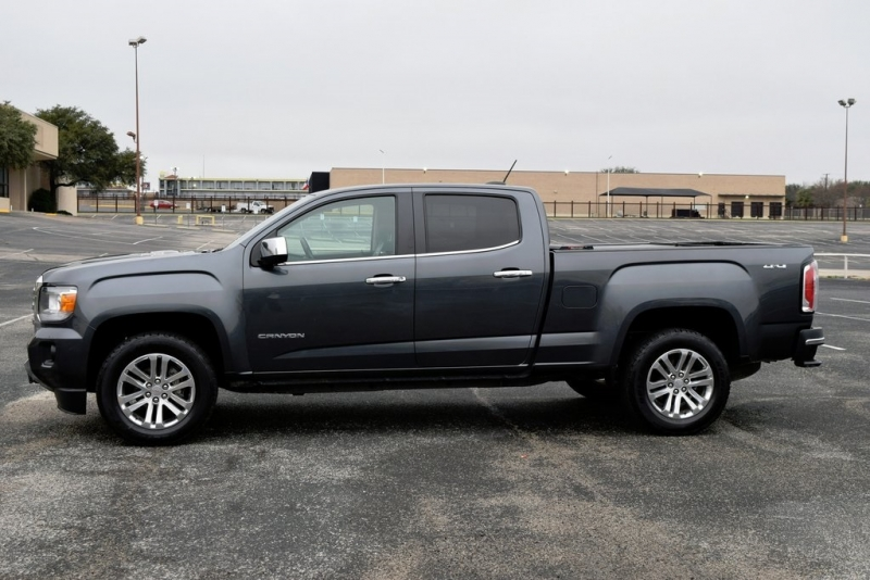 GMC Canyon 2016 price $22,500