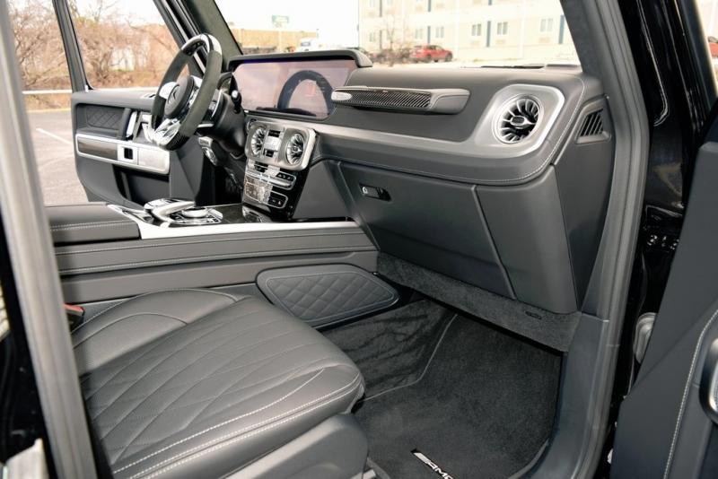 Mercedes-Benz G-Class 2020 price $189,900