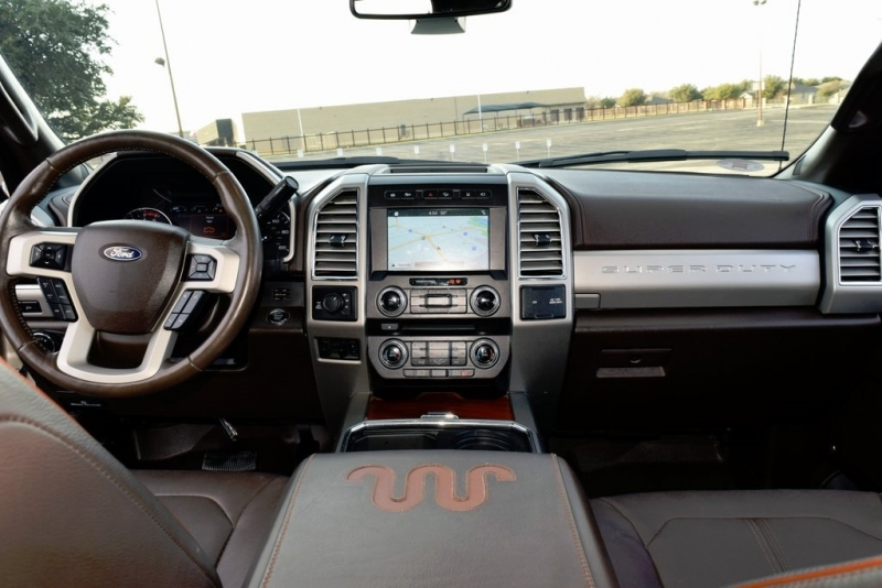 Ford F-250SD 2017 price $56,500