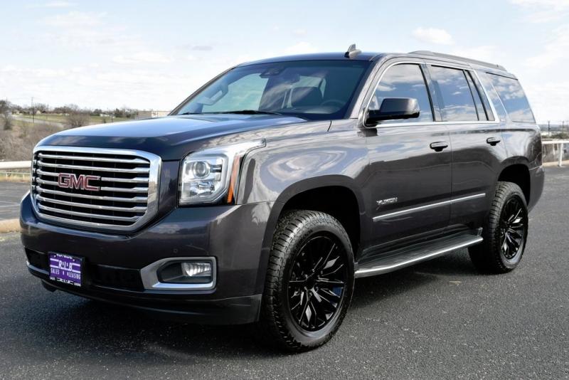GMC Yukon 2018 price $34,750
