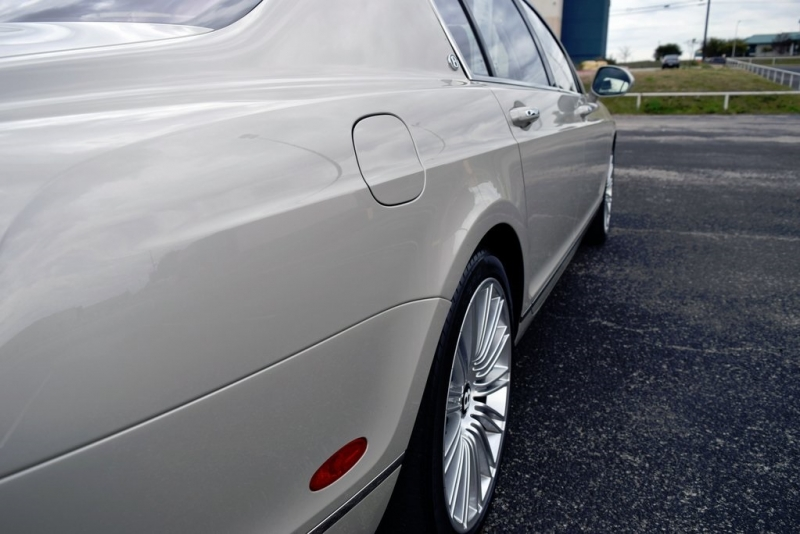 Bentley Continental Flying Spur 2012 price $71,500
