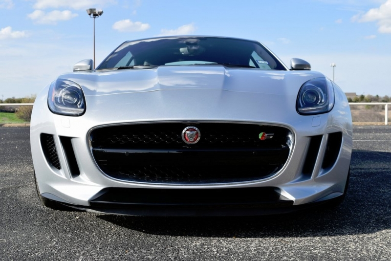 Jaguar F-TYPE 2016 price $42,500