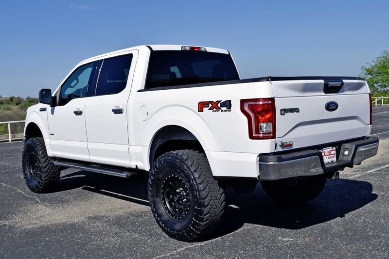 Ford F-150 2017 price $34,400