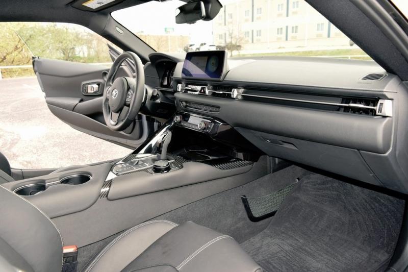 Toyota Supra 2020 price $53,990