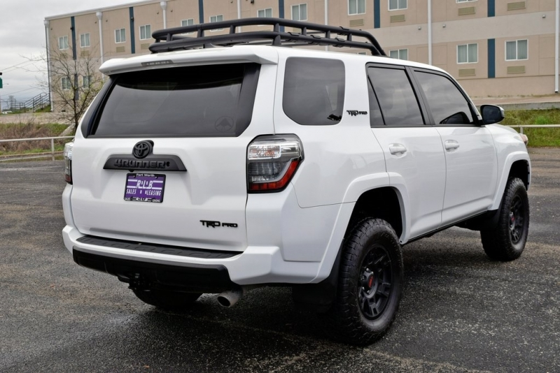 Toyota 4Runner 2019 price $45,900