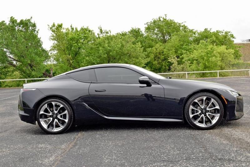 Lexus LC 2019 price $74,900