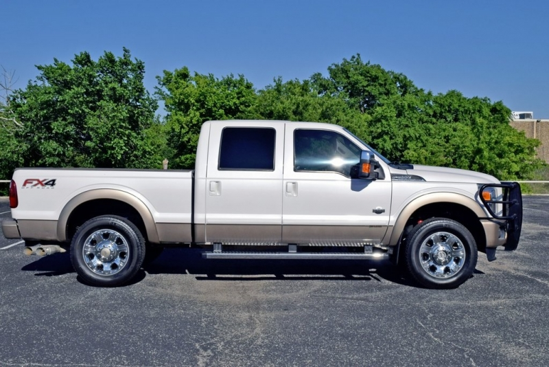 Ford F-250SD 2012 price $30,501