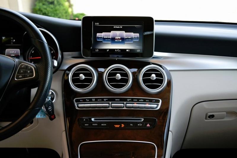 Mercedes-Benz GLC 2017 price $27,750