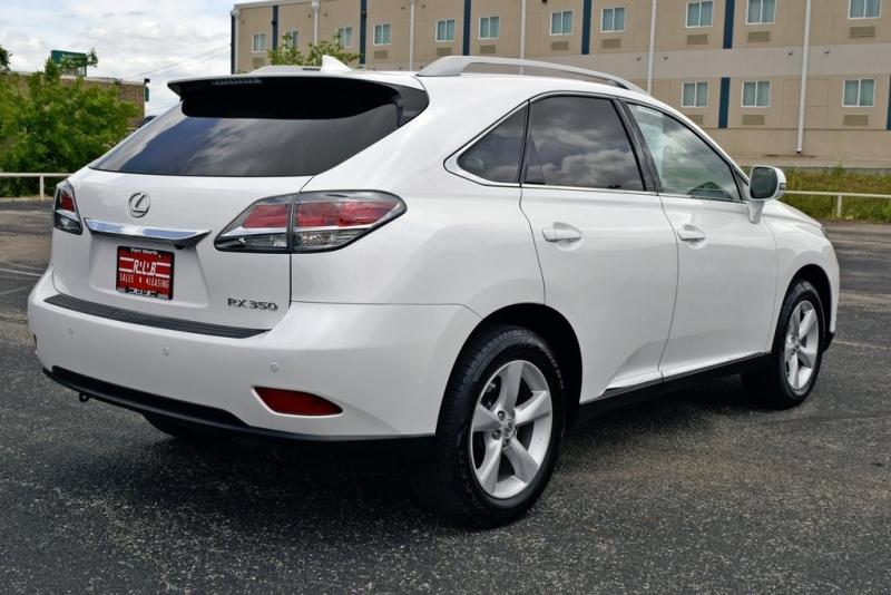 Lexus RX 2015 price $21,490