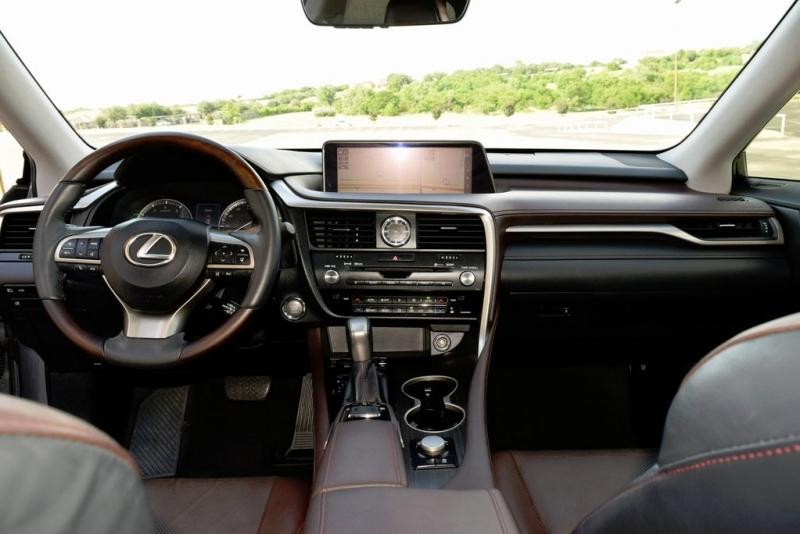 Lexus RX 2016 price $26,950