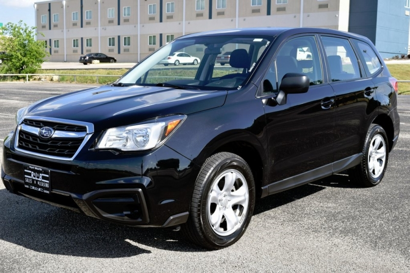 Subaru Forester 2018 price $18,590