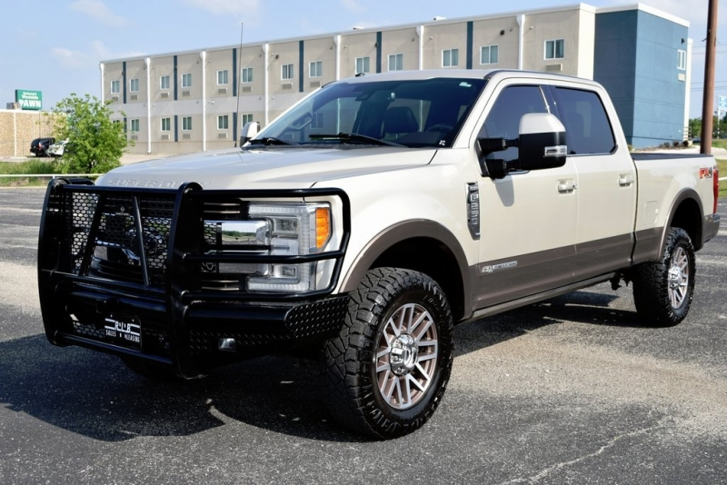Ford F-250SD 2017 price $52,901