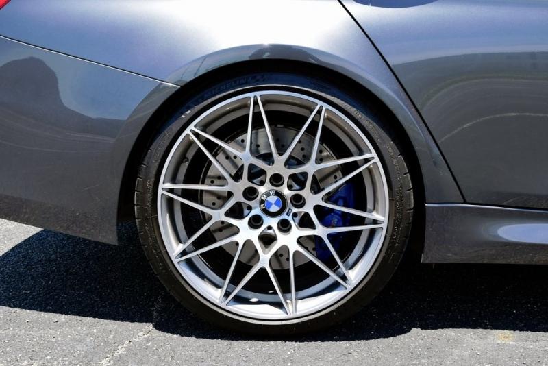 BMW M3 2017 price $51,950
