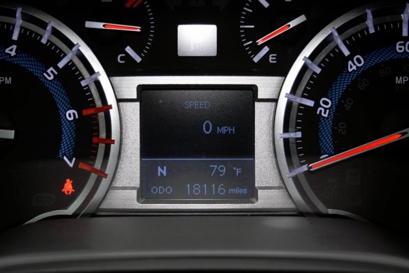 Toyota 4Runner 2016 price $31,850