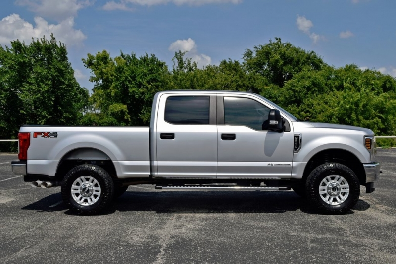 Ford F-250SD 2019 price $43,500