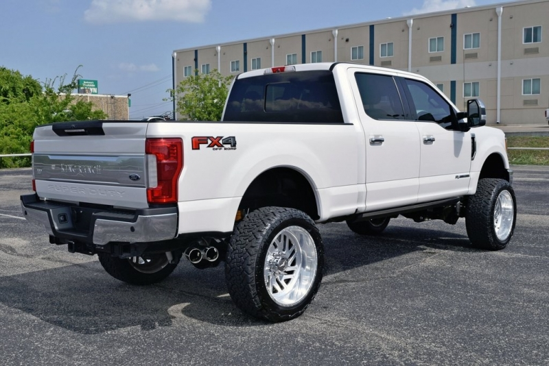 Ford F-250SD 2019 price $69,990
