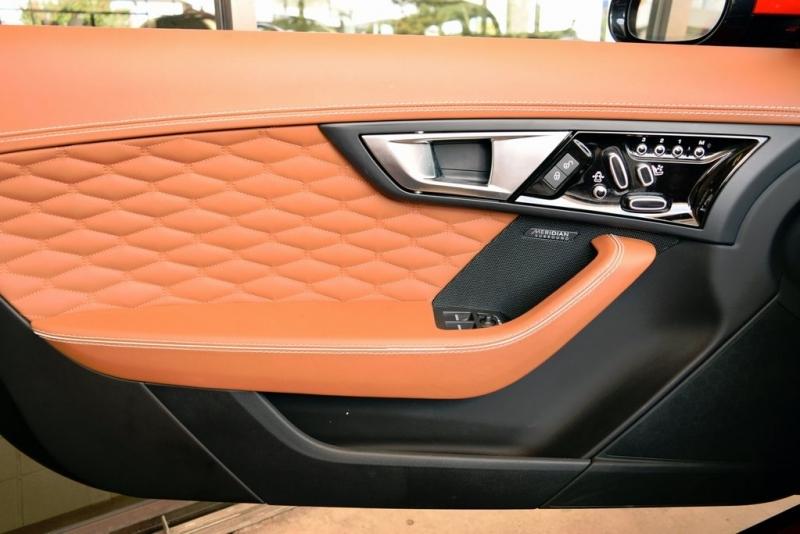 Jaguar F-TYPE 2017 price $74,500