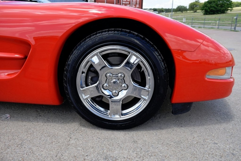 Chevrolet Corvette 1998 price $18,500