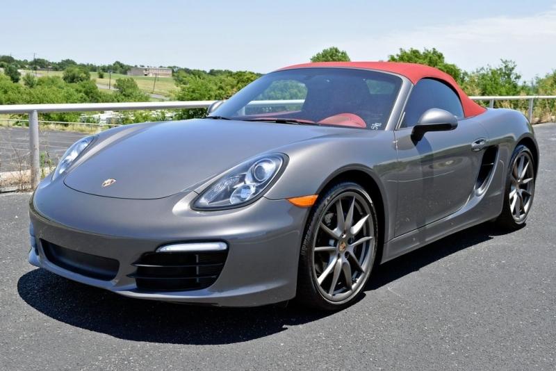 Porsche Boxster 2015 price $35,990
