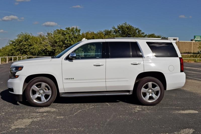 Chevrolet Tahoe 2016 price $25,700