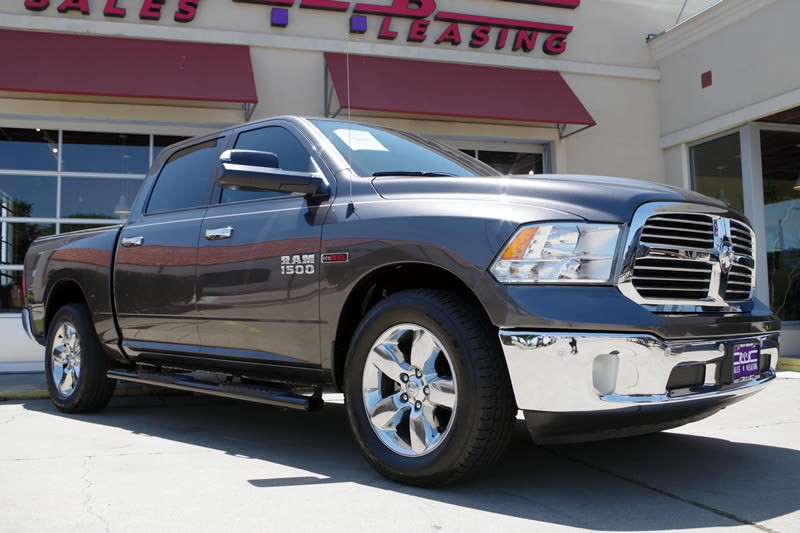 2015 ram 1500 crew cab lone star 4x2 with diesel engine for Lone star motors inventory
