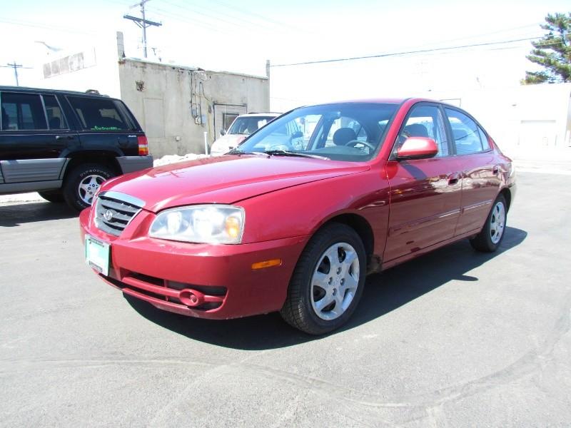 Hyundai Elantra 2005 price $2,975