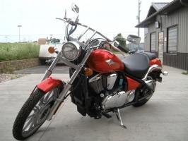 Kawasaki Valcan 900 2009