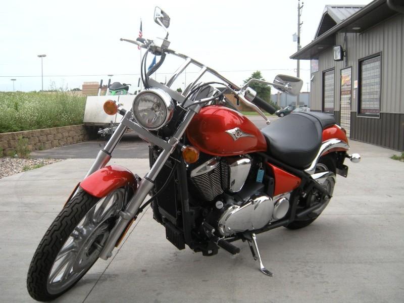 2009 Kawasaki Valcan 900