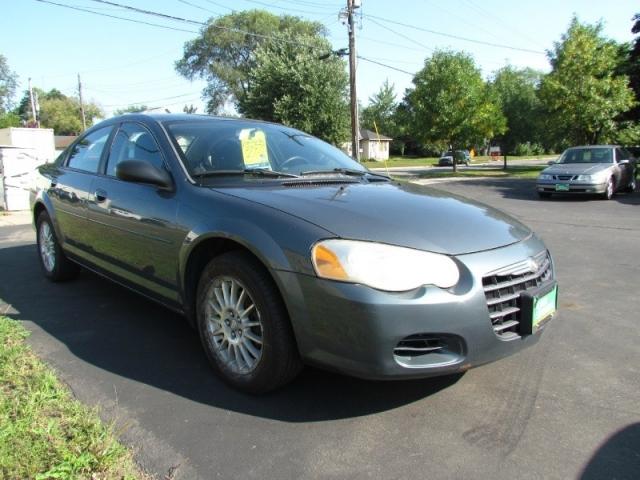 2006 Chrysler Sebring Sdn