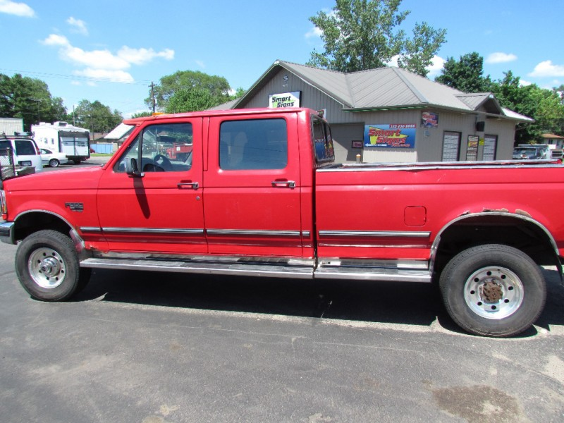 Ford F-350 Crew Cab 1997 price $8,800