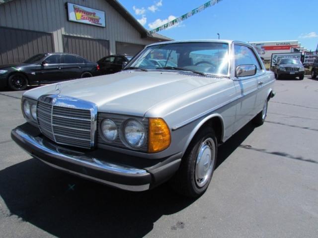 1979 Mercedes-Benz 280CE