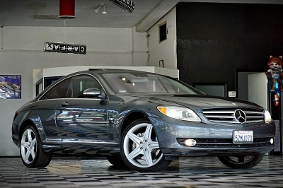 2008 MERCEDES-BENZ CL-CLASS CL600 CL600 V12 BITURBO