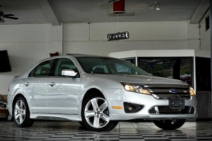 FORD FUSION SPORT 2011