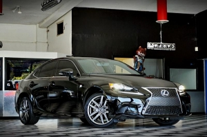 LEXUS IS 250 F SPORT 2014