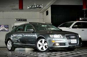 AUDI A6 S-LINE AWD 2007