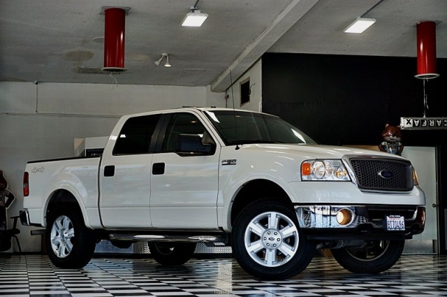 2008 FORD F150 LARIAT 4WD