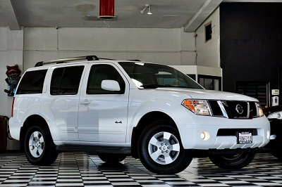 2007 NISSAN PATHFINDER 4X4 OFFROAD LE