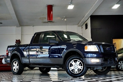 2005 FORD F150 FX4 STEP STEPSIDE SUPERCAB OFFROAD