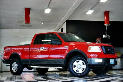 2004 FORD F150 FX4 FX4 OFFROAD SUPERCAB