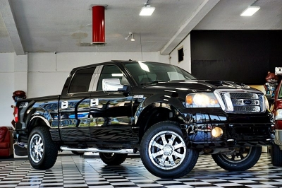 2008 FORD F150 FTX FX4 FTX TUSCANY CREW