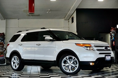2011 FORD EXPLORER LIMTED LIMITED