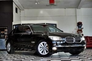 BMW 740LI 2011
