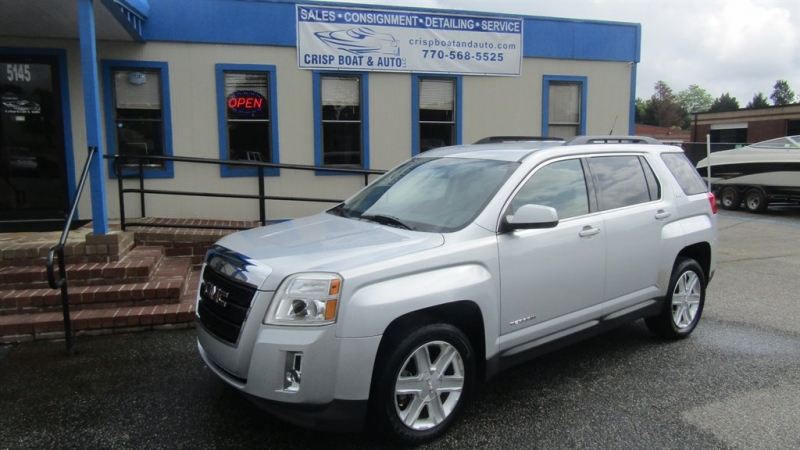 GMC Terrain 2011 price $5,295