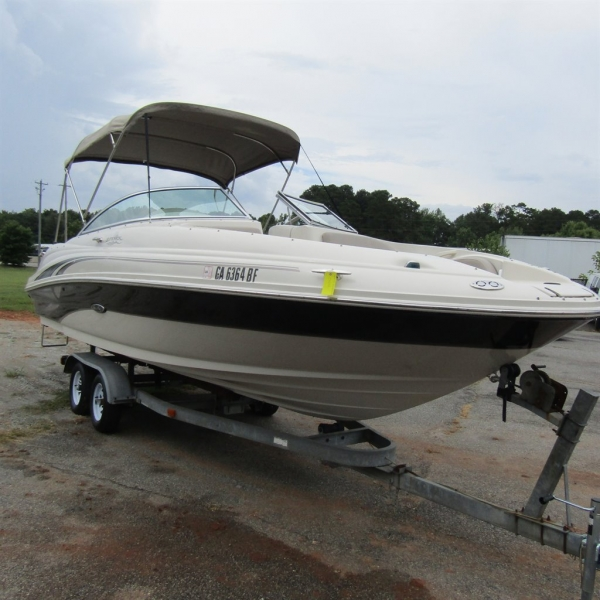 Searay Sundeck 220 2002 price $16,795