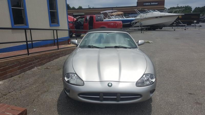 Jaguar XK 1998 price $4,995