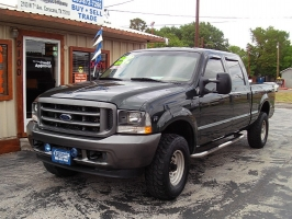 Ford Super Duty F-250 2002